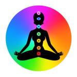 Woman. Meditation.