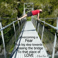 Overcoming Fear, bridge to Love (2)
