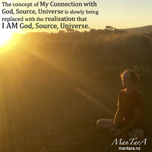 My Connection with God