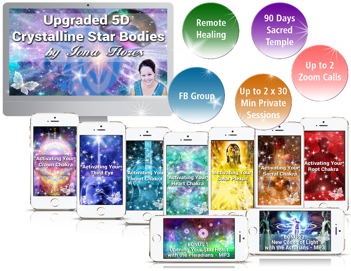S17 | Iona Flores Special Offer – Upgrade to 5D Crystalline